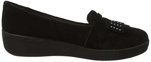 FitFlop Studded Fringey Fringey Shoes Sneakerloafer Studded FitFlop Rfxw0