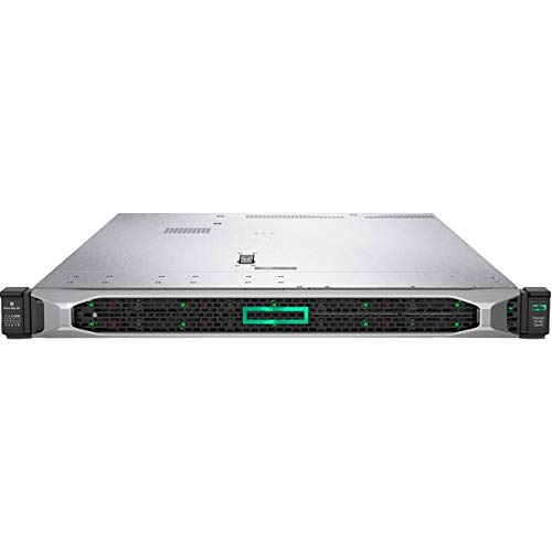 HPE ProLiant DL360 Gen10 Rack Server with one Intel Xeon 4208 Processor, 16 GB Memory, and 8 Small Form Factor (SFF…