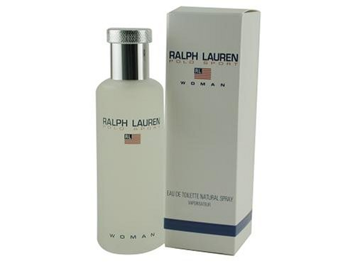Polo Sport by Ralph Lauren for Women, Eau De Toilette Natural Spray, 1.7 Ounce