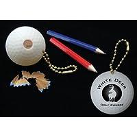 Afeitadora de lápices de bolas de golf Stroke Shaver conveniente