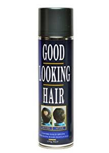 Good Looking Hair Color Spray (Black) by GLH
