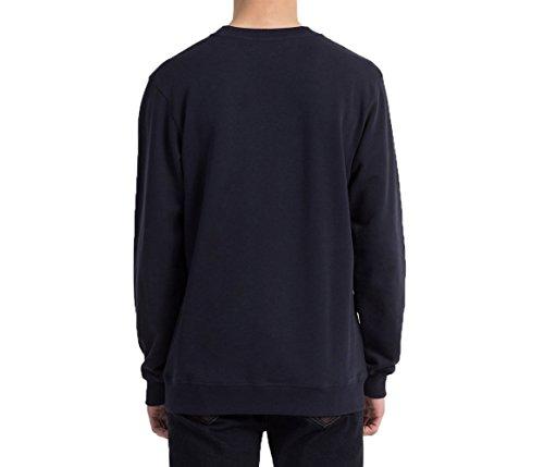Hotoro Calvin Jeans Felpe Blue Klein Grey wftBxqP8f