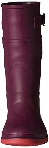 Pictures of Kamik Girls' Raindrops Rain Boot Dark Purple EK4137H 6