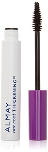 Almay Thickening Mascara, Black, 0.26 Fl. Oz.