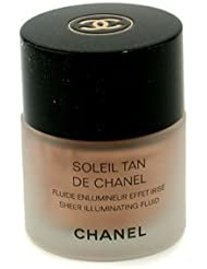 Chanel Soleil Tan De Chanel Sheer Illuminating Fluid - Sunkissed - 30ml/1oz
