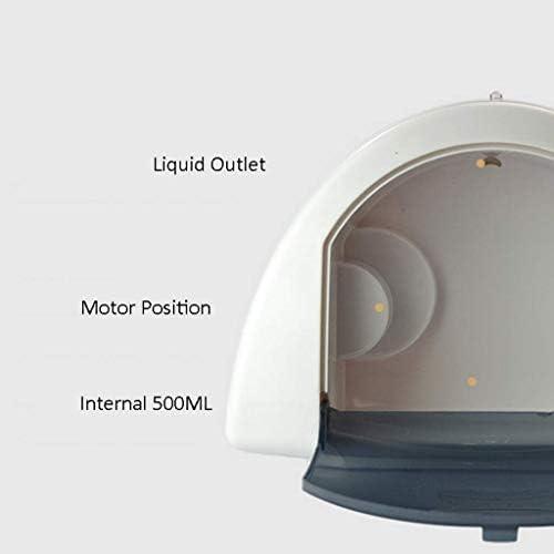 AQL 赤外線モーションセンサー、ディープ防水リキッドハンズフリー電気自動ソープディスペンサーソープディスペンサーと、非接触ソープディスペンサー