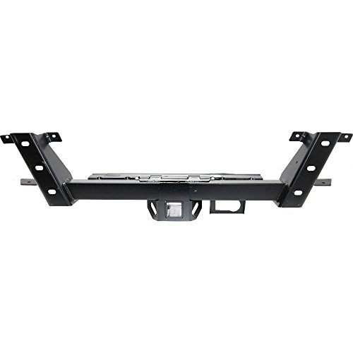 Rear Reinforcement - Evan-Fischer EVA175051716227 Bumper Reinforcement for Ford F-150 09-14 Rear Hitch Steel Styleside W/Towing Pkg Base Payload Package