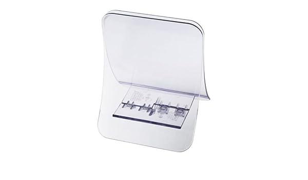 IKEA FANTASTISK - Servilletero de 50 servilletas, transparente: Amazon.es: Hogar