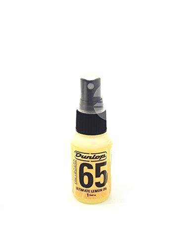 Lemon Oil Guitar Fretboard (DUNLOP 65 Fretboard Ultimate Lemon Oil)