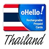 THAILAND International PrePaid Phone Card / Calling Card - ZERO FEES - Sent by Email.