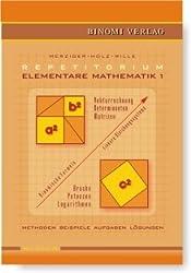 Repetitorium Elementare Mathematik 1