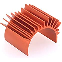 ZD Racing Aluminum CNC Heat Sink Radiator for 540/545/550 Motor RC Car Part