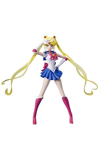 Tamashii Nations Bandai Sailor Moon Pretty Guardian Sailor Moon Action Figure