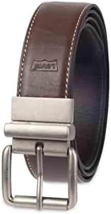 Levi's Men's Reversible Casual Jean Belt