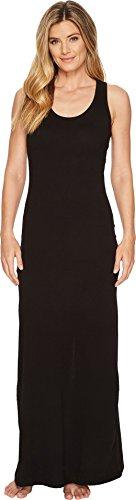 (Pact Women's Maxi Dress Black)