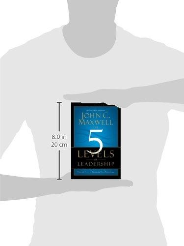 The 8 best 5 levels of leadership john maxwell