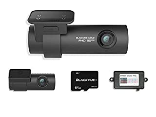 Blackvue DR750S-2CH with Power Magic Pro Hardwiring Kit 2-Channel 1080P Full HD Car DVR Recorder | 64GB SD Card Included (B075KLWJTC) | Amazon price tracker / tracking, Amazon price history charts, Amazon price watches, Amazon price drop alerts