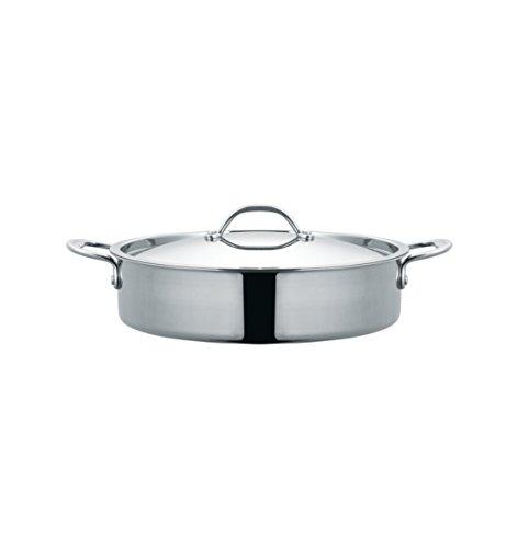 Cuisinox Super Elite Entree Series Pan, 5.3-Liter, Silver by Cuisinox