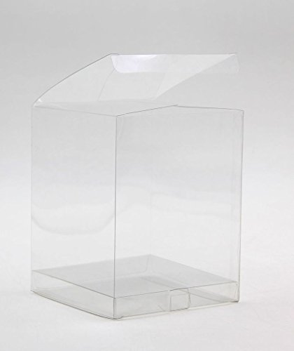 Gourd Transparent Plastic Box With A Tray Inside For Wedd...
