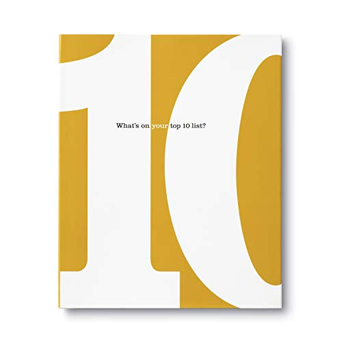 The 10 Book: What's on Your Top 10 List? ()