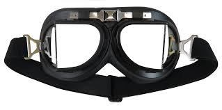 46e918818b48 Image Unavailable. Image not available for. Colour  Mil-Com Flyers Goggles- Black
