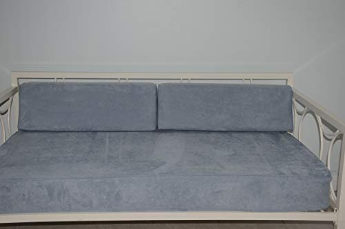 micama Daybed Matching Fitted Twin Size Cover. Twill Denim.