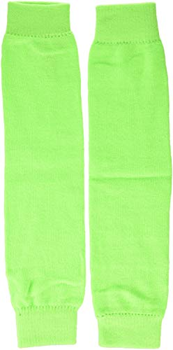 Forum Novelties Neon Leg Warmers, Green, One Size]()