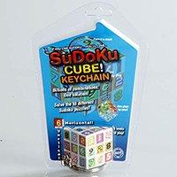 Sudoku Cube Keychain