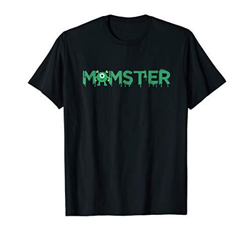 Momster T Shirt Funny Monster Costume Halloween Gift ()