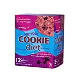Hollywood Diet Cookie Diet Oatmeal Rsn Box