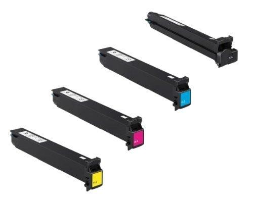 KONICA A0D7333 KMBS MC8650 MGT TNR (120V) TN-315M Konica Minolta A0D7133, A0D7233, A0D7333, A0D7433 - All Four Toners (Color Laser Tnr)