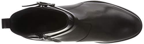 Black 101 Femme Schwarz Boots TEN POINTS Chelsea Diana wq0YgnaRf