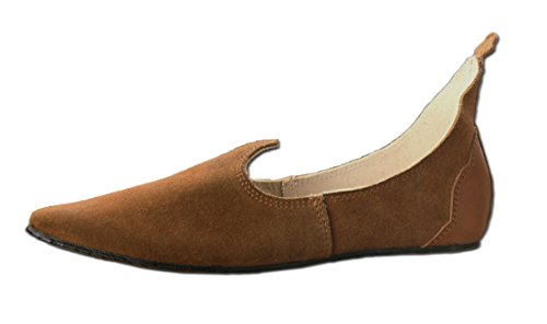 CP-Schuhe Women's Loafer Flats Brown brown