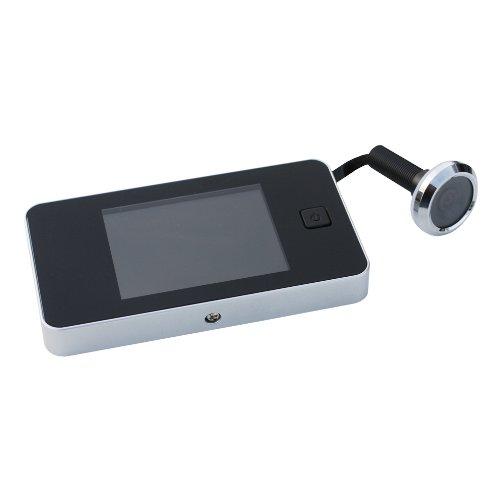 TS 710 Digital Door Viewer - Silver by Basi by Basi