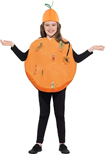 Kids Boys Girls Roald Dahl James and The Giant Peach World Book Day Week Fancy Dress Costume Outfit (4-7 Years) (Captain Jack James And The Giant Peach)