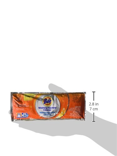 Tide Washing Machine Cleaner, 6-Count Total