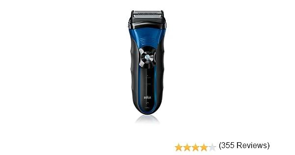 Braun - Afeitadora Series 3-340S-4 utilizable bajo el agua: Amazon.es: Salud y cuidado personal