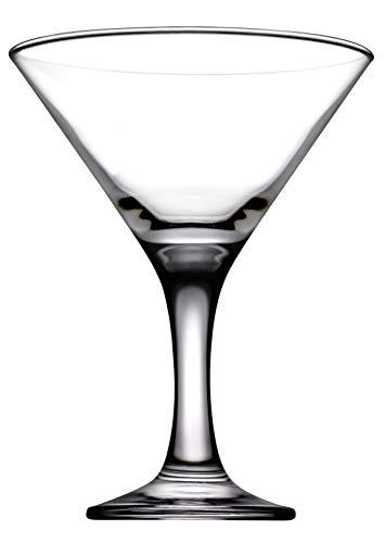 Pasabahce Bistro Martini, Set of 6