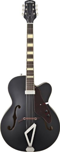 Gretsch G100CE Synchromatic Cutaway Acoustic-Electric Guitar - Black