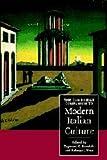 The Cambridge Companion to Modern Italian Culture, , 0521559820
