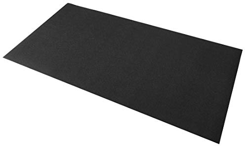 BalanceFrom GoFit High Density Treadmill Exercise Bike Equipment Mat (2.5-Feet