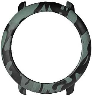 Cover Protective from Liger Compatible With Xiaomi Huami Amazfit Pace Camo Green Color