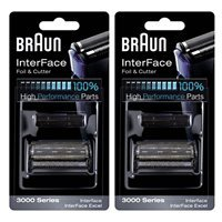 Braun 3600FC Foil and Cutter Combination, 2 - 3612 Braun Shaver
