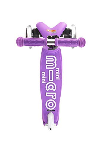 (Micro Mini Deluxe Kick Scooter (Purple))