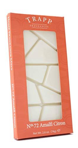 Trapp Home Fragrance Wax Melts - No. 72 Amalfi Citron, 2.6 oz