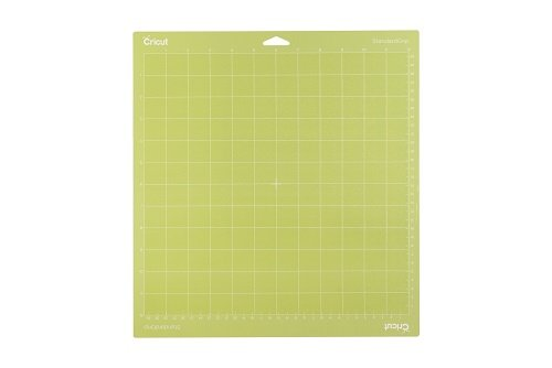 Cricut 2001974 Adhesive Cutting Mat, Standard Grip, 12 x 12-Inch, Pack of - Outlets Online Stores