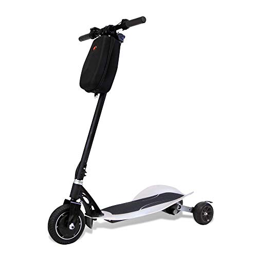 NHT Massimo Foldable 350 Watt Electric Folding Scooter w/8