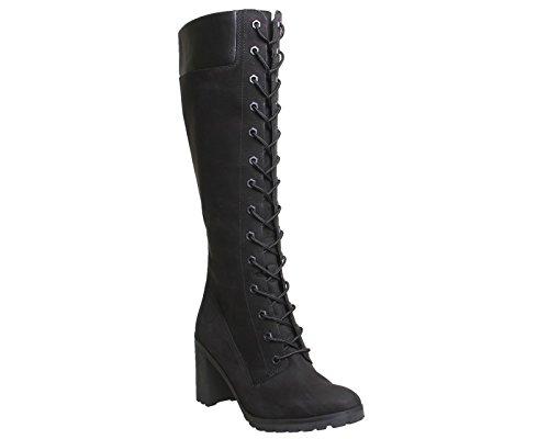14 Timberland inch Allington Boots Noir Femme 5qqZr
