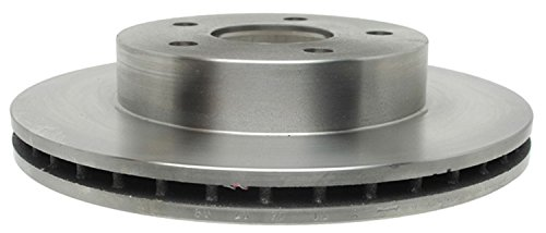 ACDelco 18A937A Advantage Non-Coated Front Disc Brake Rotor
