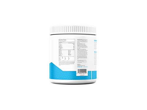 Kegenix Real Ketones Keto Meal Replacement with BHB, MCT, and Protein, 15 Servings,